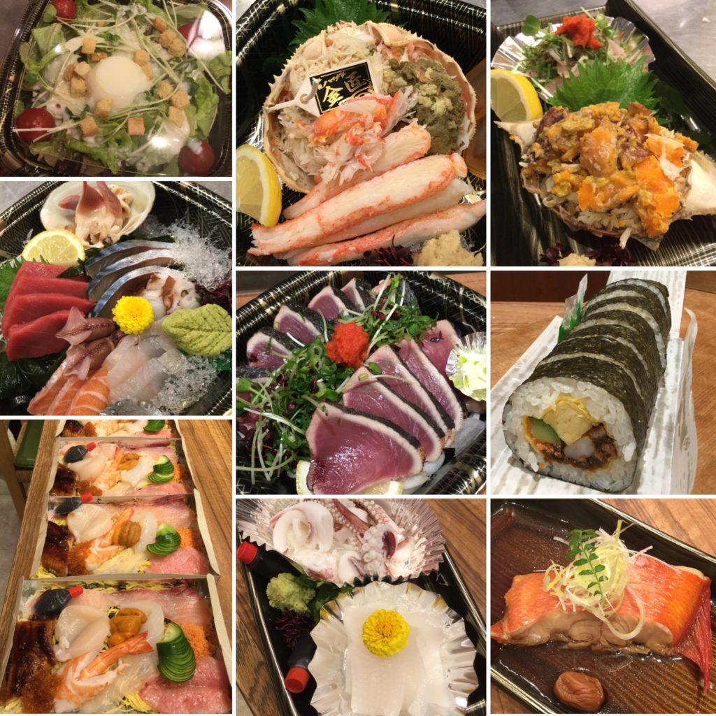 高石市、すし竜でお寿司のお持ち帰りをどうぞお楽しみください
