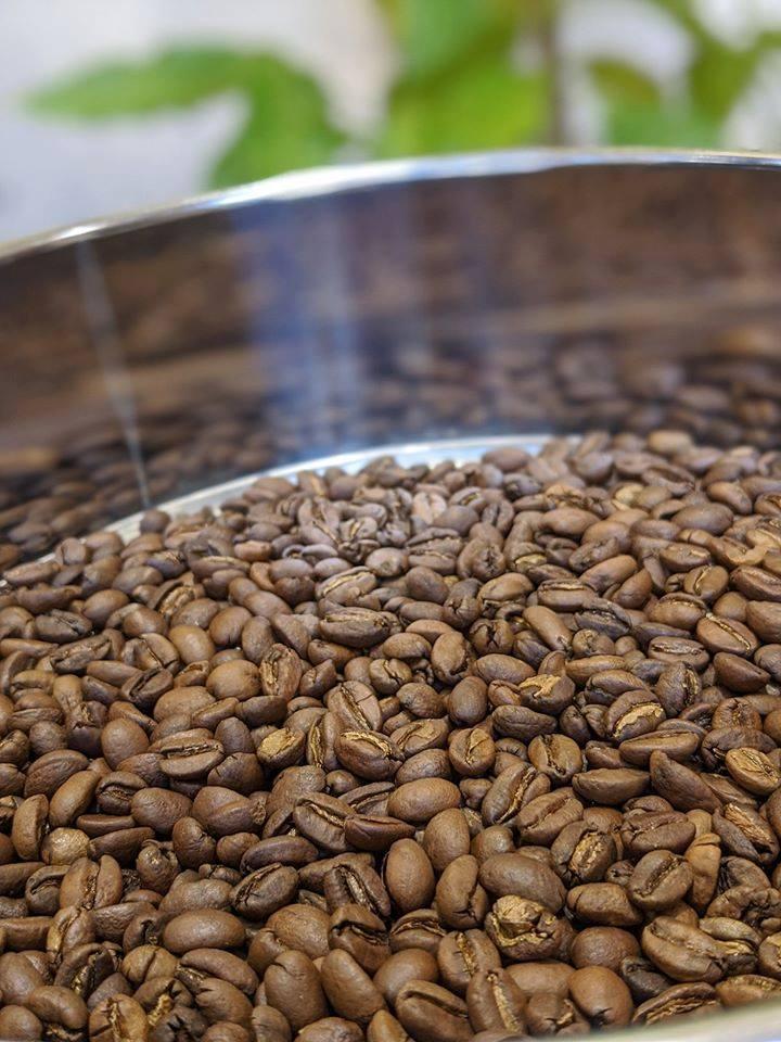 高石おうちじかん、おうちで美味しいコーヒーを。マイセルフでは自家焙煎のコーヒーを販売しています。